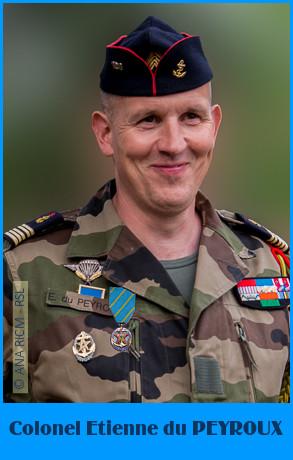 colonel stéphane jacques